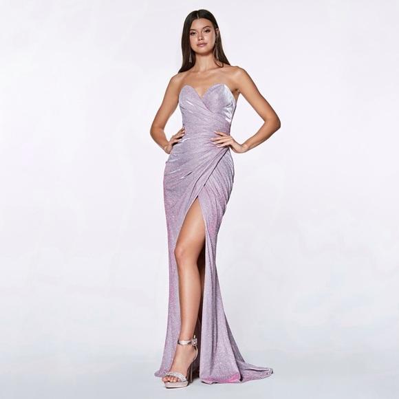 230f1a2432220 Cinderella Divine Dresses   Strapless Metallic Dress   Poshmark